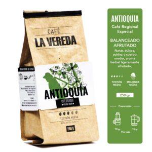 Café La Vereda Antioquia