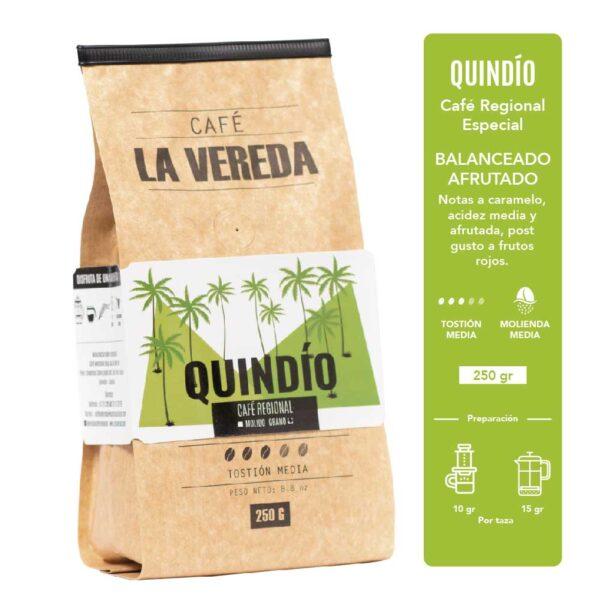 Café la vereda Quindío
